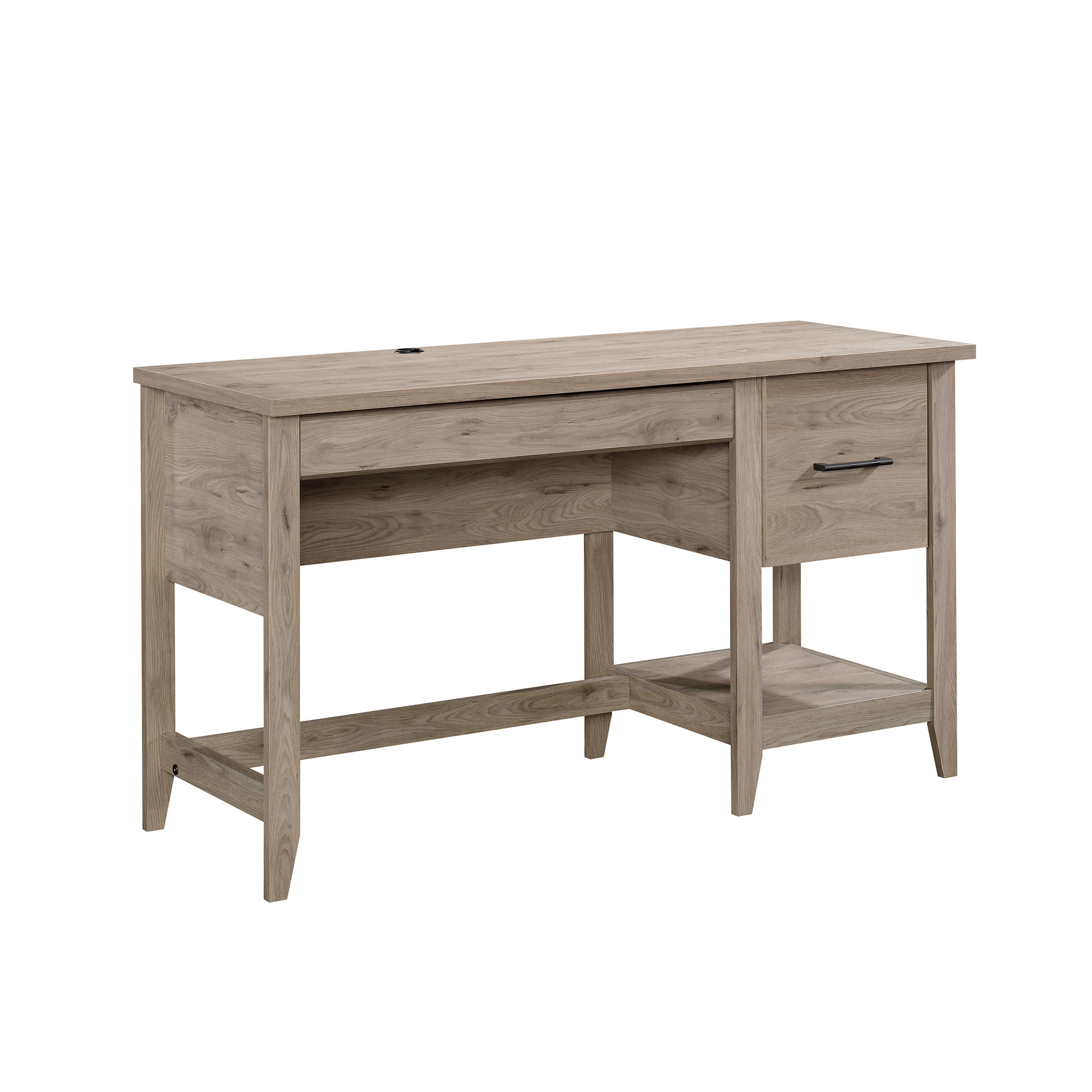 Sauder 425015 Summit Station Desk, Laurel Oak | eBay